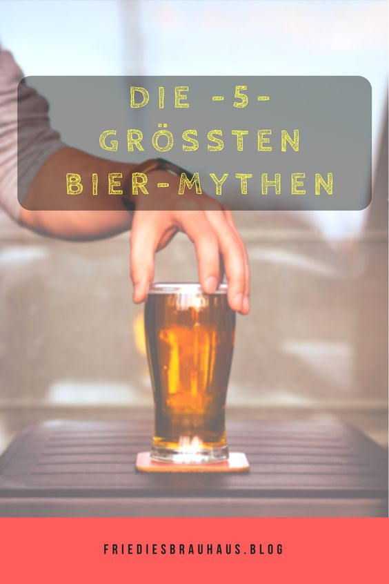 Biermythen