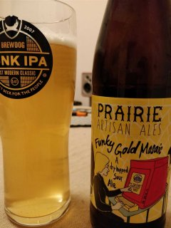 Prairie Artisan Ales - Funky Gold Mosaic (Wahnsinn!)