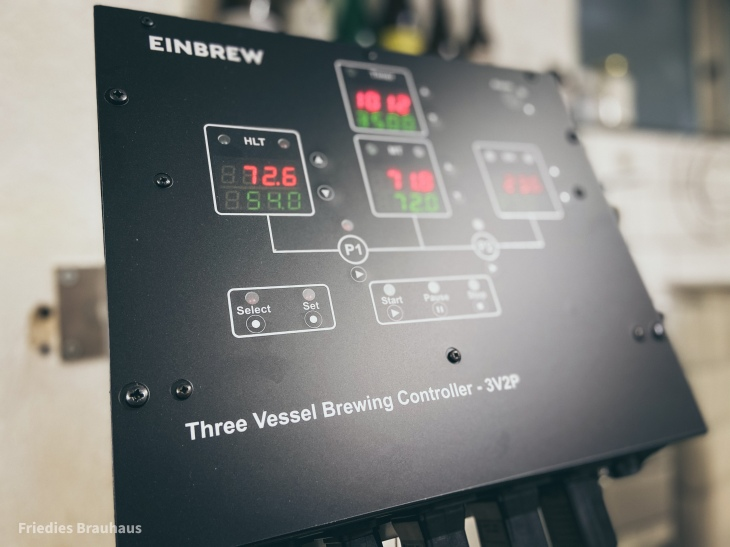 EINBREW Controller